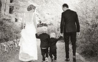 Bryllupsfotografering i Holstebro